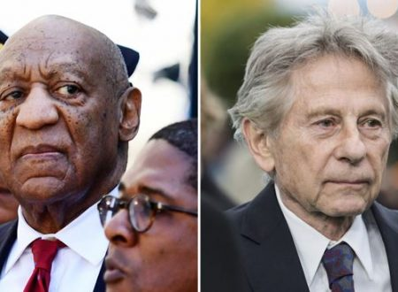 Gli Oscar espellono Roman Polanski e Bill Cosby