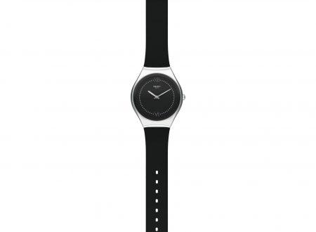 Swatch Collezione 2018 novità orologi uomo Skin Irony caratteristiche