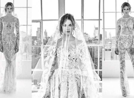 Collezione abiti da sposa tattoo dress 2018 Zuhair Murad foto