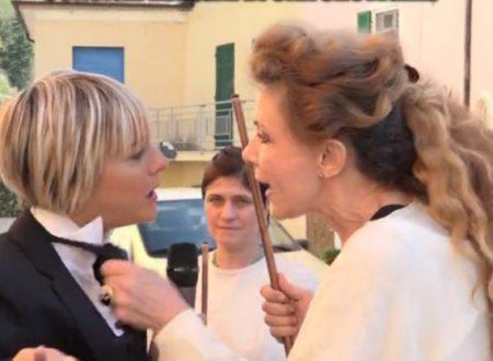 Eleonora Brigliadori esclusa da Pechino Express per l'attacco contro la Toffa