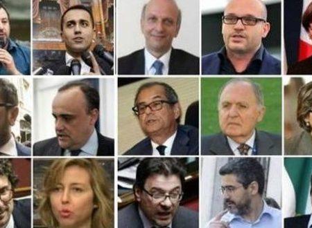 Governo Lega-M5S I Ministri