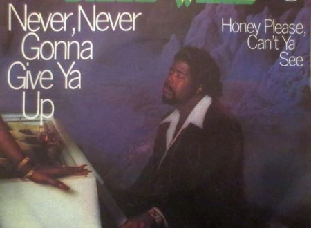 Ricordando Barry White : Can't Get Enough of Your Love Babe, testo e video