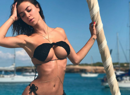 Estate 2018 Bikini Upside-Down Trend per Abbronzatura perfetta