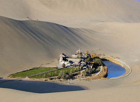 Deserto del Gobi Viaggi avventura alla ricerca dell'immenso