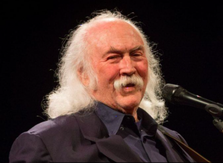 David Crosby ha compiuto 77 anni: Lay Me Down, con testo e video