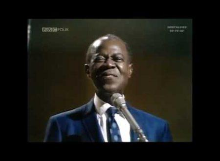Louis Armstrong : What a Wonderful World, con testo, traduzione e video