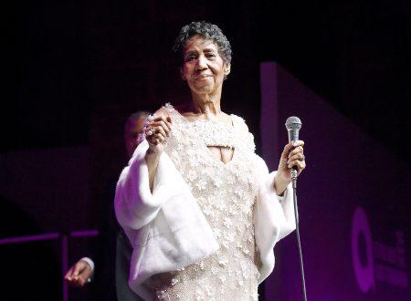 Addio alla Regina del Soul Aretha Franklin