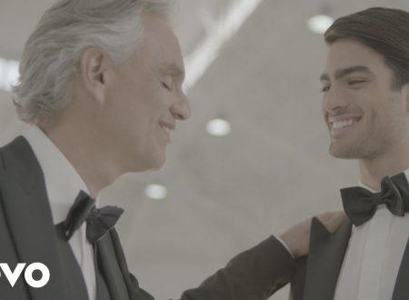 Andrea e Matteo Bocelli – Fall On Me, con testo e video ufficiale