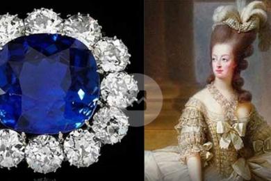 Sotheby's all'asta i gioielli di Maria Antonietta di Francia