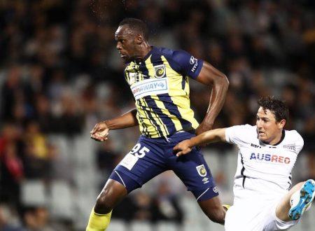Calcio e atletica Usain Bolt firma con il Valletta FC