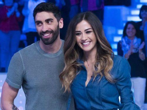 Giorgia Palmas parla della sua storia con l'ex campione Filippo Magnini