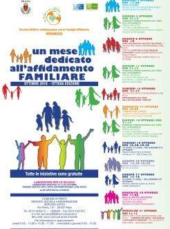 A Prato la nuova edizione de il Mese dell'Affido Familiare