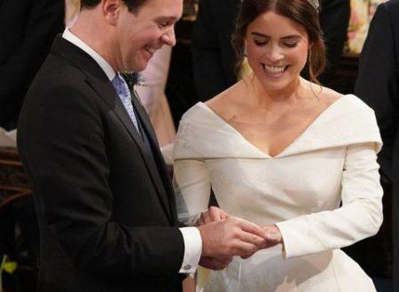 Il Royal Wedding della Principessa Eugenia