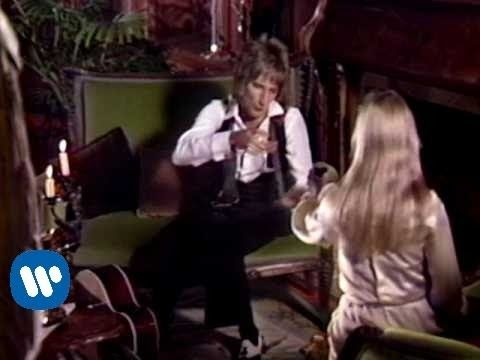 Rod Stewart – Tonight's the Night (Gonna Be Alright), con testo e video
