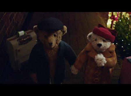 Gli orsetti di Heathrow Natale 2018
