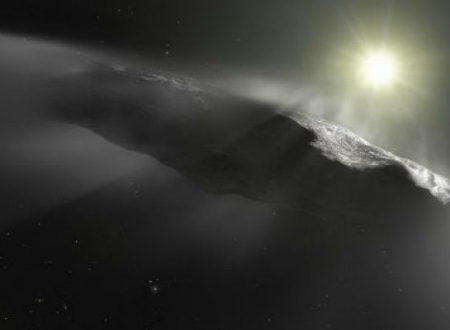Il Sigaro spaziale una sonda aliena?