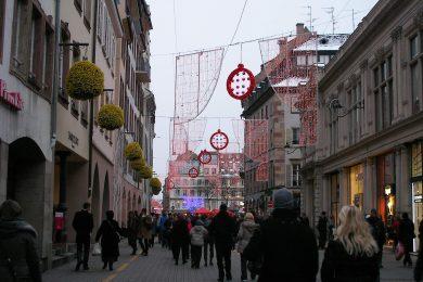 Terrore ai mercatini di Natale a Strasburgo