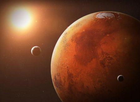 La voce di Marte registrata dalla NASA