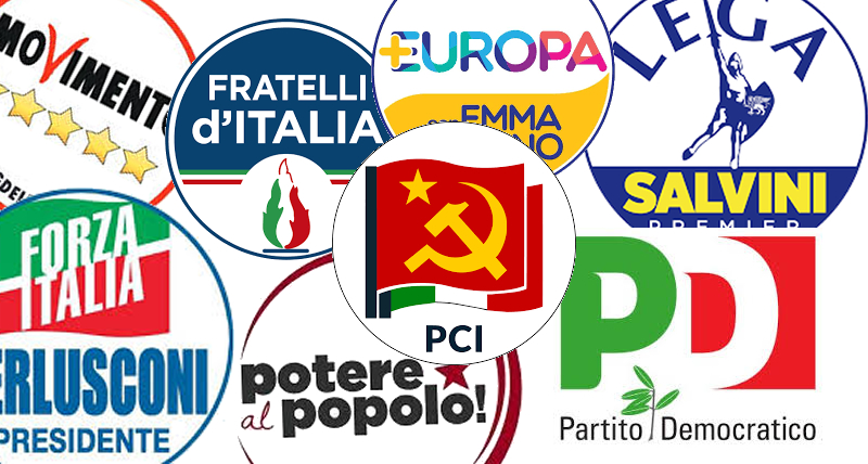 Sondaggio SWG: In leggero aumento i Dem. Stabili la Lega e Italia Viva
