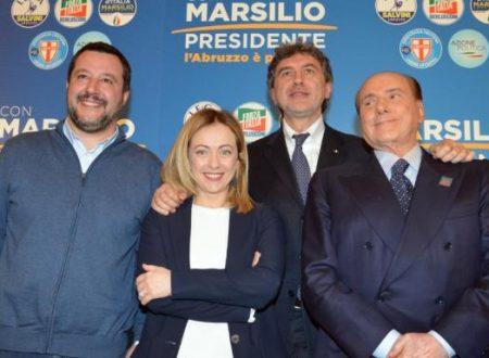 Regionali Abruzzo 2019 Vince il Centrodestra Crollo dei 5Stelle