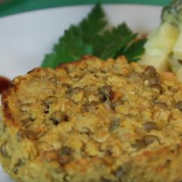 Video ricetta 100% Hamburger vegan