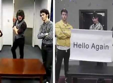 I Jonas Brothers sono tornati
