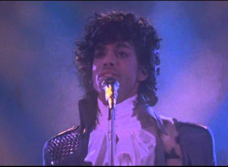 Prince moriva 3 anni fa : Kiss, con testo e video ufficiale