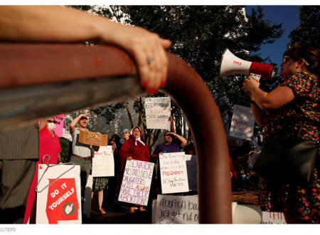 Stati Uniti In Alabama vietato abortire