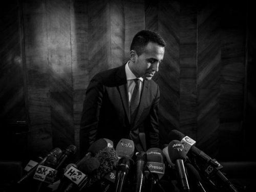 Luigi Di Maio (Ex) Capo politico a 5Stelle