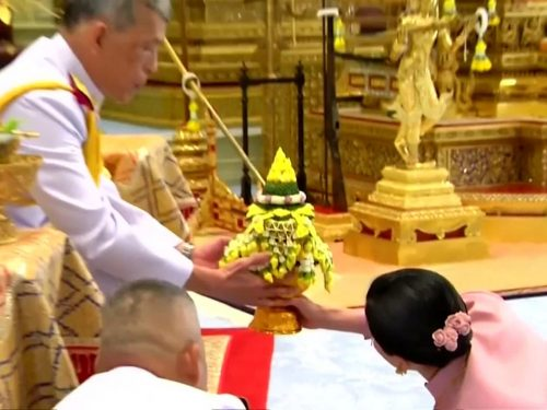 Thailandia Poligamia reale