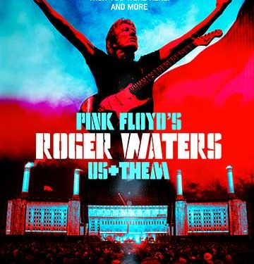 Roger Waters esce il film Us + them