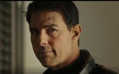 Tom Cruise nuovamente Top Gun