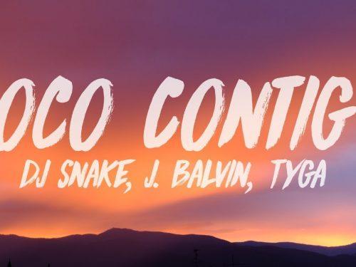 DJ Snake e J. Balvin – Loco Contigo feat. Tyga, testo e video ufficiale