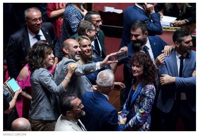 Decreto Sicurezza Bis Vince Matteo Salvini