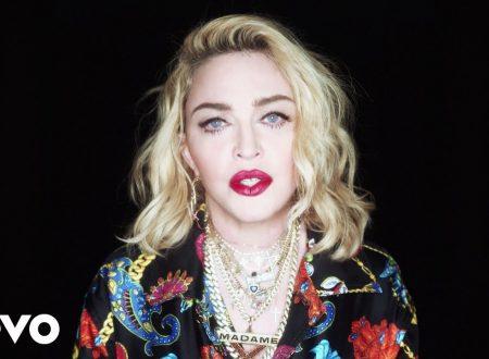 Madonna – Crave (with Swae Lee), con testo e video ufficiale