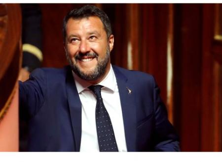 Salvini contro la Nutella e le nocciole turche.