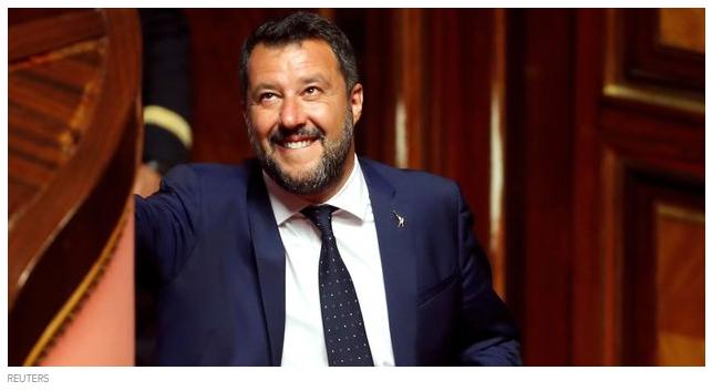 Caso Gregoretti A processo Salvini