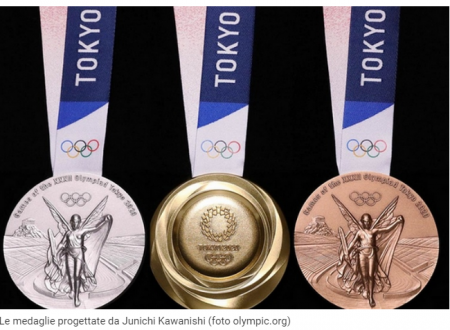 Tokio 2020 Le medaglie 'riciclate'