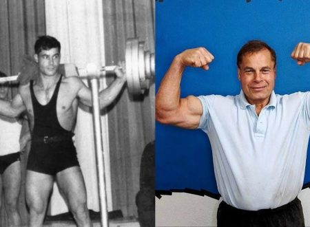 Addio al grande Franco Columbu