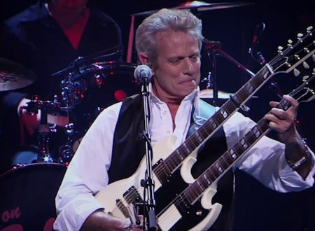 Auguri a Don Felder : Eagles – Lyin' Eyes, con testo e video
