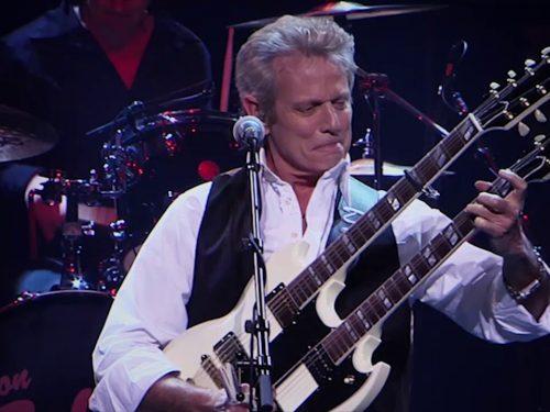 Auguri a Don Felder : Eagles – Lyin' Eyes, con testo e video