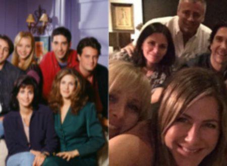 Friends 25 anni dopo grazie alla Aniston