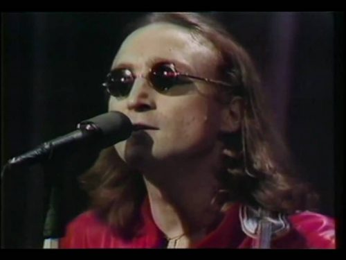 John Lennon moriva 40 anni fa : Watching The Wheels, testo e video