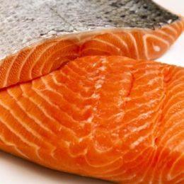 Pesciolini di salmone farciti