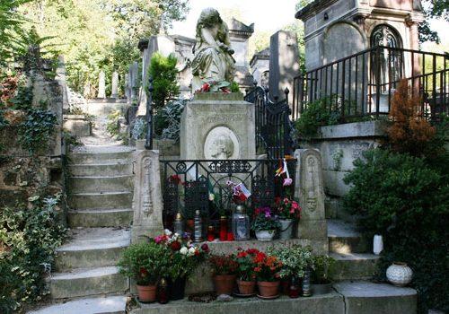 Halloween nella Parigi misteriosa Cimitero di Pere Lachaise