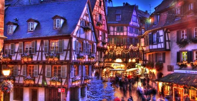 Colmar e i suoi mercatini di Natale