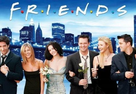La serie Friends ritorna in Tv