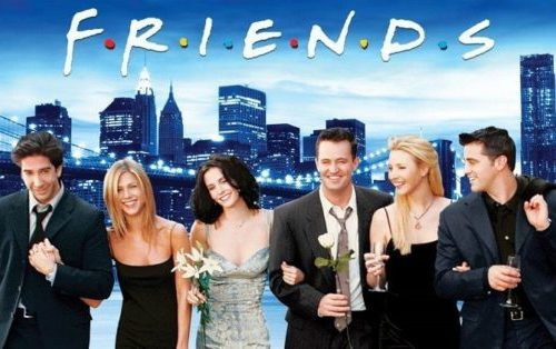 La serie Friends ritorna in Tv