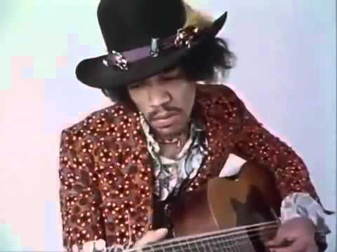 Auguri a Jimi Hendrix – Hear My Train a Comin', testo e video