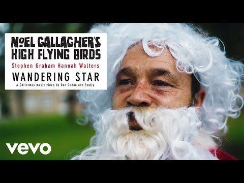 Noel Gallagher's High Flying Birds – Wandering Star, testo e video
